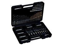 Sada 109 dílná – vrtáky, bity a nástrčné klíče BLACK & DECKER A7200-XJ