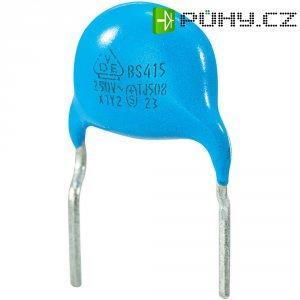 Kondenzátor keramický, 150 pF, Y2 250 V/AC, 10 %