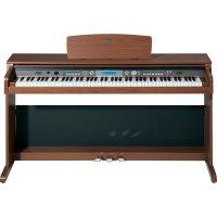 Digitální piano Mc Crypt DP-263, hnědá