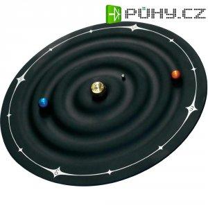 Magnetické hodiny KA5100, černá