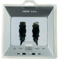 HDMI kabel Sound & Image High Speed s Ethernetem, 5 m