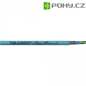 Ovládací kabel ÖLFLEXR 150 CY 3G2,5 AWG14