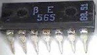 BE565 fázový závěs PLL, DIL14