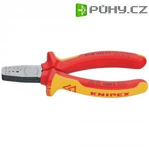 Lisovací kleště na koncové dutinky Knipex 97 68 145 A, 0.25 až 2.5 mm²