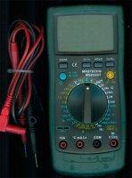 Multimetr MS8222H MASTECH-použitý, vadný, neznámá závada