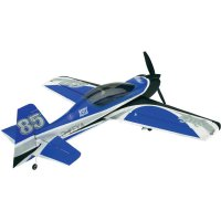 RC model letadla E-flite UMX SBach 3D AS3X BNF, 430 mm, ARF