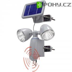 Solární LED svítidlo s detektorem pohybu Renkforce Duo, SR 028, 2 ks