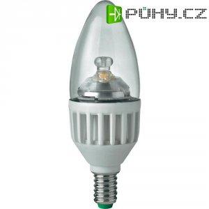 LED žárovka Megaman® E14, 5 W, teplá bílá, svíčka, stmívatelná