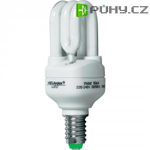 Úsporná žárovka trubková Megaman Liliput E14, 8 W, studená bílá