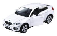 RC model auto 1:24 BMW X6 kovové BUDDY TOYS BRC 24M20