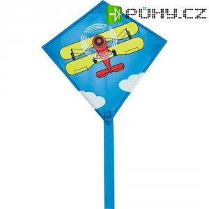 Drak pro začátečníky HQ Mini-Eddy Biplane, 300 mm