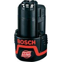 Náhradní akumulátor Bosch, Li-Ion, 10,8 V, 1,3 Ah, 2607336014