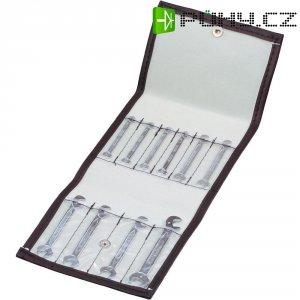 Sada oboustranných klíčů Walter Werkzeuge 1600106120, 3,2 x 3,5 - 8 x 9 mm, 10 ks
