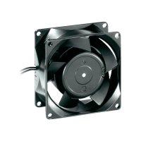 Axiální ventilátor EBM Papst, 8880 N, 230 V/AC, 18 dB(A), 80 x 80 x 38 mm