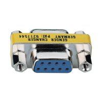 Sériový adaptér, D-SUB zásuvka 37pól. ⇔ D-SUB zásuvka 37pól.