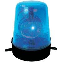 Policejní maják, 71.311, 12 V, 150 mm, modrá