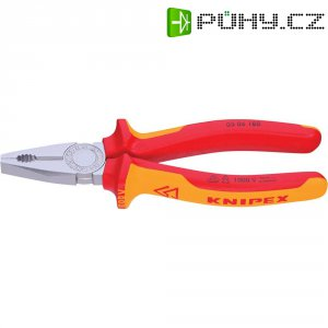 Kombinované kleště Knipex 03 06 200, 200 mm