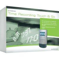 Docházkový systém Chipdrive Touch & Go Terminal, S310409