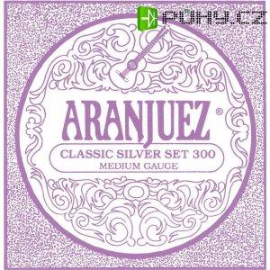 Nylonové struny na akustickou kytaru Aranjuez OZA300, 028 - 042