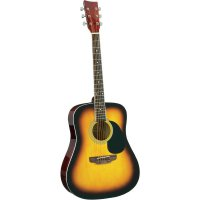 Elektroakustická kytara CW 195 E Sunburst