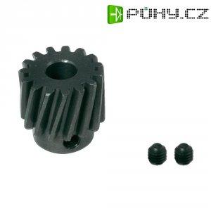 Zkosené ocelové ozubené kolo GAUI X5, 16 zubů (208790)