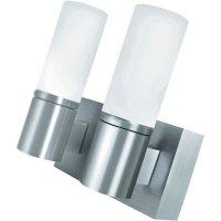 Nástěnné LED svítidlo Sygonix Jarnac, 644221, 2x 1 W, teplá bílá