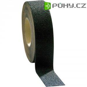 Protiskluzná lepicí páska COBA Europe, 18,3 cm x 50,0 cm, černá