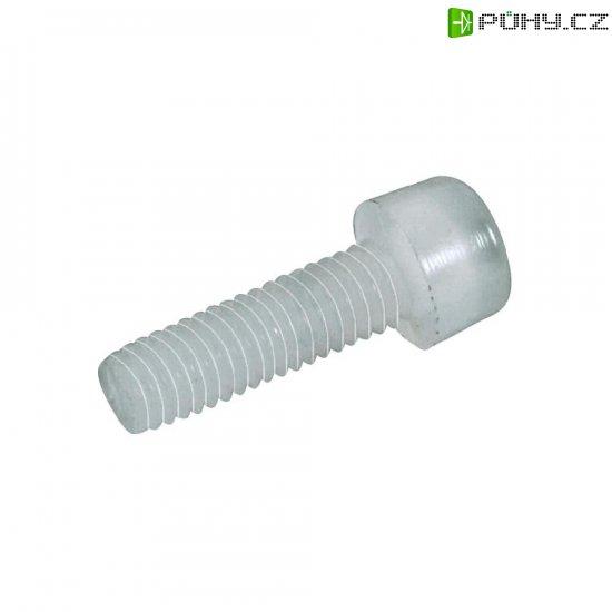 Šrouby s válcovou hlavou svnitřím 6hranem Polyamid DIN912 M6X20 (10) - Kliknutím na obrázek zavřete