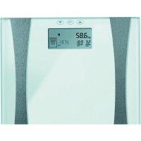 Osobní váha s analýzou tělesného tuku Grundig PS 5110, GMN1600, stříbrná