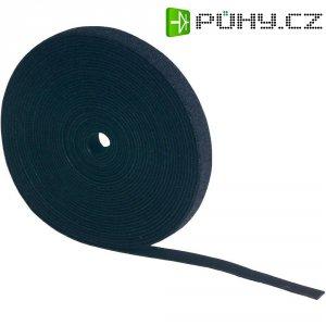 Suchý zip STRAP 5m 10mm zelený