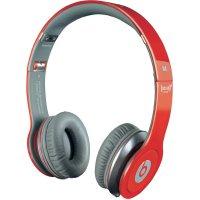 Sluchátka Monster Solo HD, Beats by Dr.Dre, červená