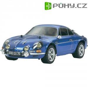 RC model EP Tamiya Renault Alpin A110, M-05Ra, 1:10, 2WD, stavebnice