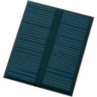 Monokrystalické mini solární články, 18 V, 40 mA