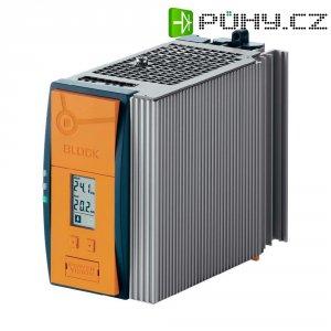 Napájecí zdroj na DIN lištu Block PVSB 400/24-20, 20 A, 24 V/DC