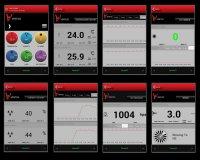 Bluetooth meteorologická stanice VENTUS 820