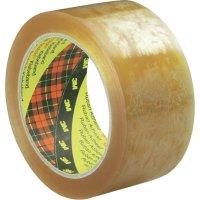Balicí lepicí páska 3M 3707, 50 mm x 66 m, transparentní
