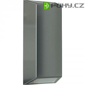 Venkovní svítidlo Osram Noxlite Halogen Duo Slim Wall, GU10, 2x 28 W, antracit