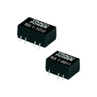 DC/DC měnič TracoPower 1W 12V+15V/+0,03A