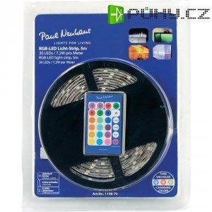 Dekorativní LED pás Paul Neuhaus, 5 m, RGB, 28 W (1198-70)