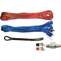 Sada kabelů SinusTec BCS-1000, 10 mm², 5 m