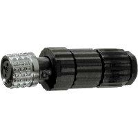 Konektor s rychlospojkou pro Sensorik, Hirschmann ELKA 4008 V, 933 367-100, M8