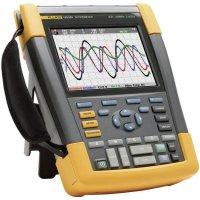 Ruční osciloskop Fluke ScopeMeter 190-204/EU/S, 200 MHz, 4kanálový