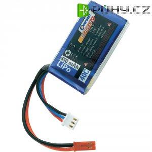 Akupack Li-Pol (modelářství) Conrad energy 238237, 7.4 V, 450 mAh