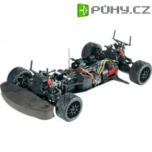 RC model Brushless silniční Reely On Road Chassis, 1:6, 4WD, RtR 2.4 GHz