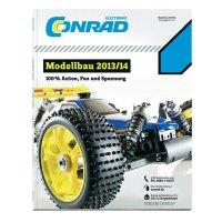 Modelářský katalog 2013/2014 v německém jazyce