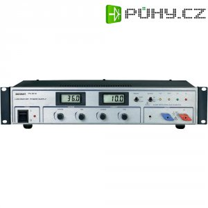 Regulovatelný laboratorní zdroj Voltcraft PS-3610, 0 - 36 V/DC, 0 - 10 A