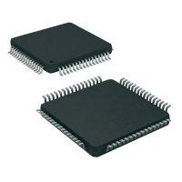 AVR-RISC Mikrokontrolér Atmel, ATMEGA169PV-8AU, TQFP-64, 8 MHz, 16 kB