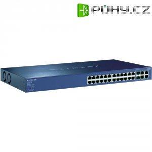 "Switch Netgear, JGS524, 19\"", RJ45/SFP, 26x port, 1000 MBit/s"