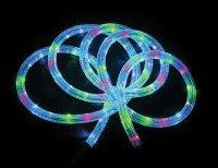 Světelná hadice LED 10m, 240 LED, RGB + controller
