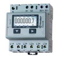 Třífázový elektroměr Finder 7E.46.8.400.0002, 65 A, na DIN lištu